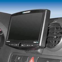 Kuda Navigationskonsole für Audi A3 ab 05/03 Kunstleder