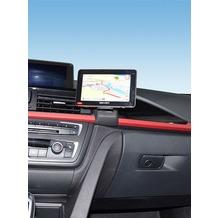 Kuda Navigationskonsole für BMW 3er ab 02/2012 (F30 F31 F34) & 4er Navi Kunstleder schwarz