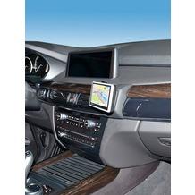 Kuda Navigationskonsole für BMW X5 ab 2013 (F15) Navi Kunstleder schwarz