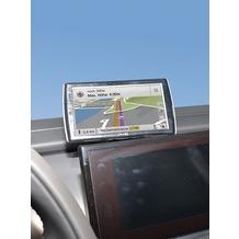 Kuda Navigationskonsole für Citroen C4 Cactus ab 2014 Navi Kunstleder schwarz