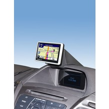 Kuda Navigationskonsole für Ford Transit Custom 2012 (mit Display) Navi Mobilia / Kunstleder schwarz