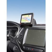 Kuda Navigationskonsole für Jeep Cherokee ab 10/2013 Navi Kunstleder schwarz