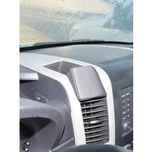 Kuda Navigationskonsole für Mercedes Sprinter/ VW Crafter ab 04/2006 Navi Kunstleder schwarz