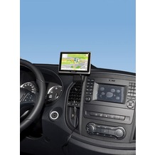 Kuda Navigationskonsole für Mercedes Vito ab 2014 Na Navi Kunstleder schwarz