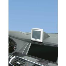 Kuda Navigationskonsole für Navi BMW 5er GT ab Bj 02/2009 Kunstleder Schwarz