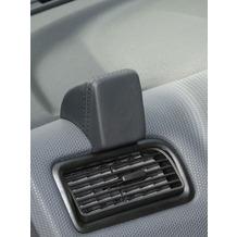 Kuda Navigationskonsole für Navi Fiat Doblo ab 03/2010 Opel Combo Mobilia / Kunstleder schwarz