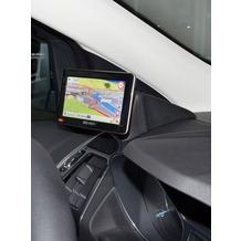 Kuda Navigationskonsole für Navi Ford Kuga ab 2013 Kunstleder schwarz