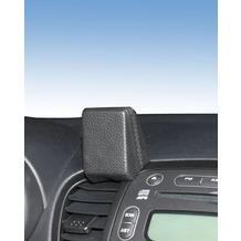 Kuda Navigationskonsole für Navi Hyundai i10 ab 03/2008 Mobilia / Kunstleder schwarz