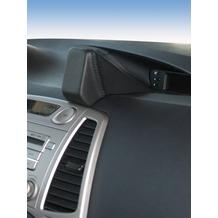 Kuda Navigationskonsole für Navi Hyundai i20 ab 03/2009 Mobilia / Kunstleder schwarz