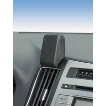 Kuda Navigationskonsole für Navi Hyundai iX55 Veracruz (11.2008-) Echtleder schwarz