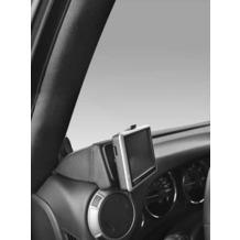 Kuda Navigationskonsole für Navi Jeep Wrangler ab 2011 Mobilia / Kunstleder schwarz