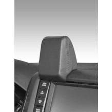 Kuda Navigationskonsole für Navi Lancia Voyager ab 11/2011 Mobilia / Kunstleder schwarz