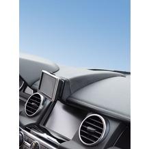 Kuda Navigationskonsole für Navi Land Rover Discovery 4 ab 2010 Echtleder schwarz