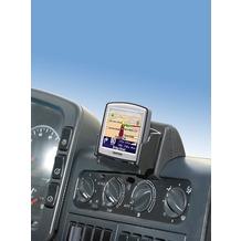 Kuda Navigationskonsole für Navi MAN TGA ab 3/00 / TGL ab 05/05 Mobilia / Kunstleder schwarz