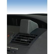 Kuda Navigationskonsole für Navi Mazda 3 03/2009 bis 2013 Echtleder schwarz