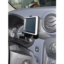 Kuda Navigationskonsole für Navi MB Citan ab 11/2012 Echtleder schwarz