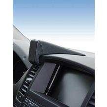 Kuda Navigationskonsole für Navi Nissan Pathfinder ab 2007 / Navara Echtleder schwarz