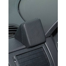 Kuda Navigationskonsole für Navi Opel Meriva ab 05/03 (Mont. links) Mobilia / Kunstleder schwarz