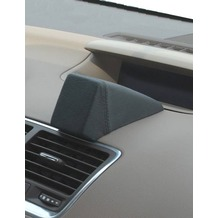 Kuda Navigationskonsole für Navi Opel Meriva ab 2010 Mobilia / Kunstleder schwarz