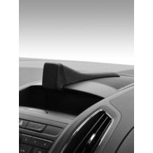 Kuda Navigationskonsole für Navi Opel Zafira C Tourer ab 12/2011 Echtleder schwarz