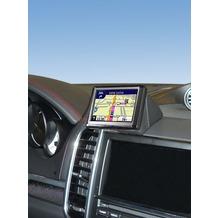 Kuda Navigationskonsole für Navi Porsche Cayenne ab 05/2010 Echtleder schwarz