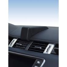 Kuda Navigationskonsole für Navi Range Rover Evoque ab 09/2011 Echtleder schwarz