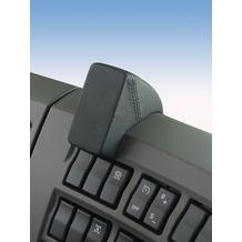 Kuda Navigationskonsole für Navi Renault Midlum, Premium + Route Mobilia / Kunstleder schwarz