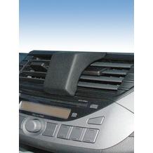 Kuda Navigationskonsole für Navi Suzuki Alto / Nissan Pixo 03/2009 Mobilia / Kunstleder schwarz