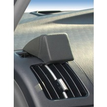 Kuda Navigationskonsole für Navi Toyota Prius 01/2009 Mobilia/ Kunstleder schwarz