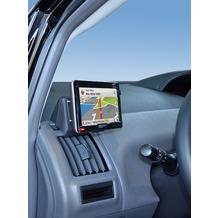 Kuda Navigationskonsole für Navi Toyota Prius + Mobilia / Kunstleder schwarz