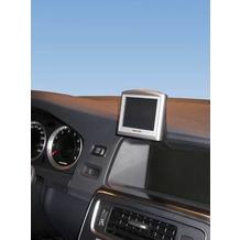 Kuda Navigationskonsole für Navi Volvo S60 & V60 ab 2010 Mobilia / Kunstleder schwarz