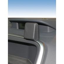 Kuda Navigationskonsole für Navi Volvo XC60 ab 10/2008 Mobilia / Kunstleder schwarz
