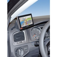 Kuda Navigationskonsole für Navi VW Golf 7 ab 11/2012 Mobilia / Kunstleder schwarz