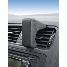 Kuda Navigationskonsole für Navi VW Jetta VI ab 03/2011 Echtleder schwarz