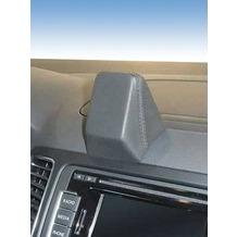 Kuda Navigationskonsole für Navi VW Sharan & Seat Alhambra 09/2010 Mobilia Kunstleder schwarz