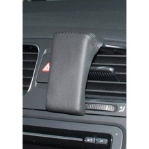 Kuda Navigationskonsole für NaviVW Golf VI ab 10/08,Variant ab 09/09 Mobilia / Kunstleder schwarz