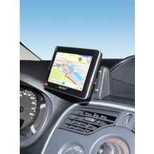 Kuda Navigationskonsole für Renault Kangoo ab 2013 Navi Kunstleder schwarz