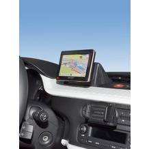 Kuda Navigationskonsole für Renault Twingo 3 ab 2014 Navi Echtleder schwarz