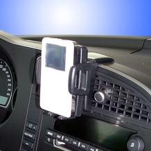 Kuda Navigationskonsole für Saab 9-3 ab 09/02 Echtleder schwarz