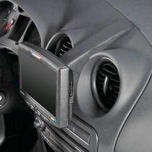 Kuda Navigationskonsole für Seat Ibiza 04/2002-2008 Kunstleder