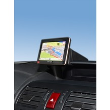 Kuda Navigationskonsole für Subaru Forester ab 03/2013 Navi Kunstleder schwarz