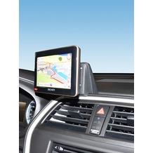 Kuda Navigationskonsole für Suzuki SX4 S-Cross ab 2013 Navi Kunstleder schwarz