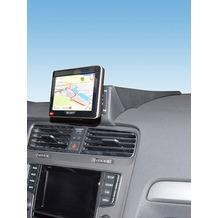 Kuda Navigationskonsole für VW Golf 7 ab 2012 Navi Echtleder schwarz