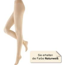 Hudson Damen Fein Strumpfhose 2er Pack Lilly Put Naturweiss 36/40