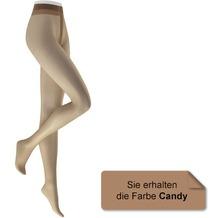 Kunert Damen Fein Strumpfhose Fresh up 10 Toeles Candy 36/38