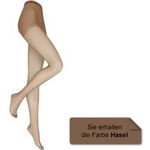 Kunert Damen Fein Strumpfhose Glatt & Softig 20 Hasel 36/38