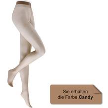 Kunert Damen Fein Strumpfhose Satin Look 20 Candy 36/38