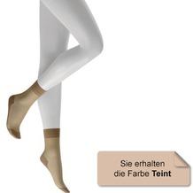 Kunert Feinsöckchen Cotton Sole 20 Teint 35/38