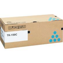 Kyocera Lasertoner TK-150C cyan 6.000 Seiten