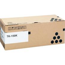 Kyocera Lasertoner TK-150K schwarz 6.500 Seiten